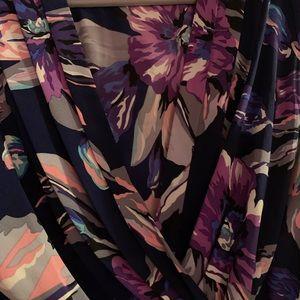 Yumi Kim Dresses - Yumi Kim Silk Floral Printed Dress Small